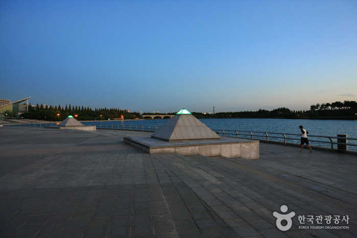 Trash: Ilsan Lake Park