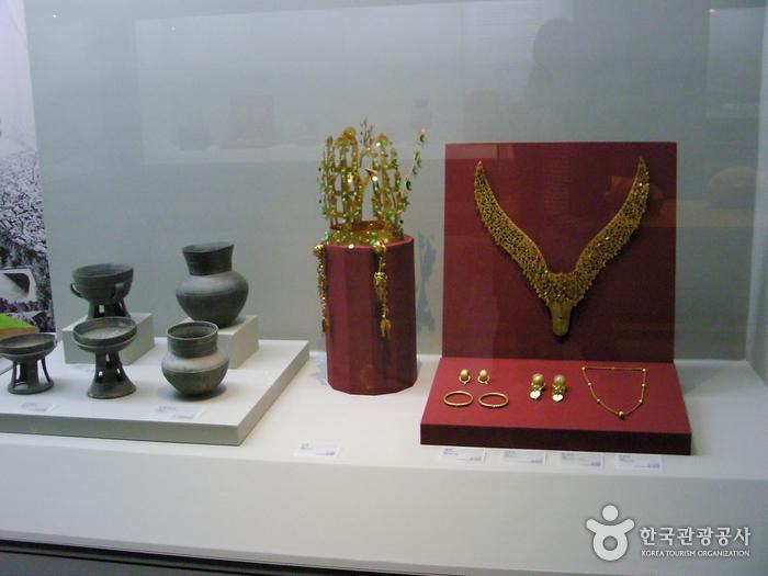 Музей Покчхон (Пусан) (복천박물관(부산))17
