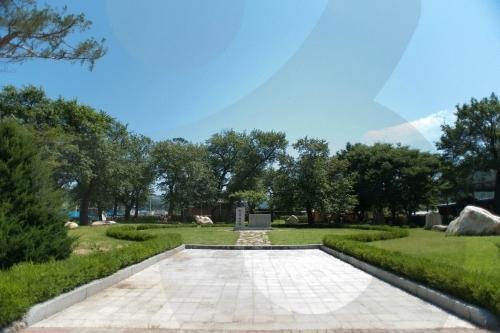 이효석가산공원