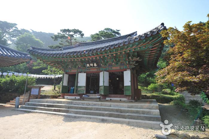 Jeondeungsa Temple (Ganghwa) (전등사 (강화))