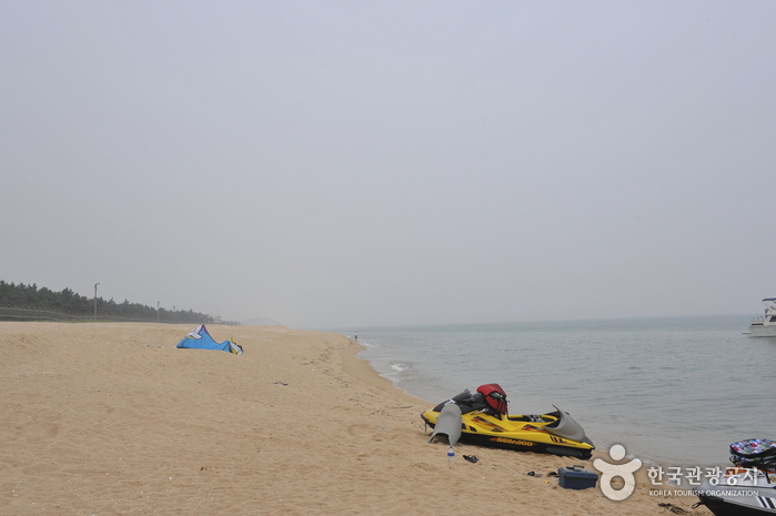 송정해변(송정해수욕장)