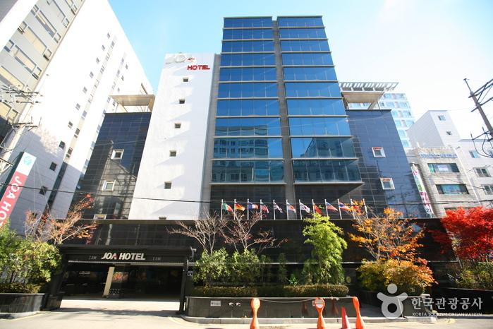 ベニキアホテル水原(베니키아 호텔 수원)