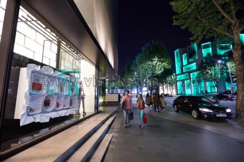 Cheongdamdong Street...