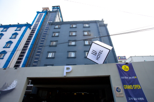 Chakan Hotel - Goodstay (차칸호텔 [우수숙박시설 굿스테이])