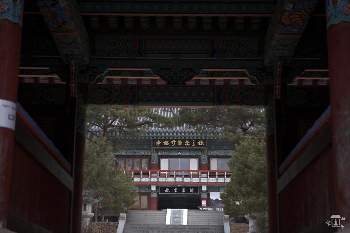 Храм Судокса (수덕사)33