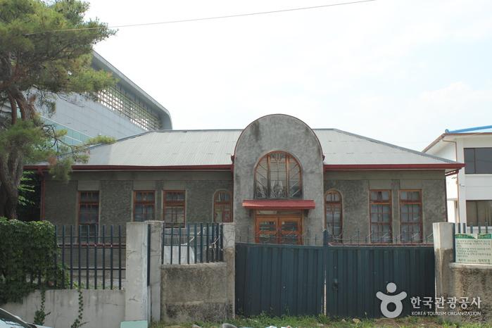 제천 엽연초생산조합 구사옥