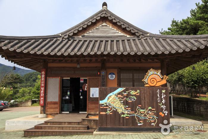 Gemeinde Akyang-myeon in Hadong (하동 악양면)