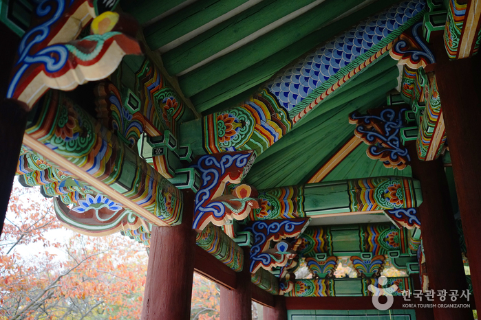 Gyeongpodae Pavilion (강릉 경포대)