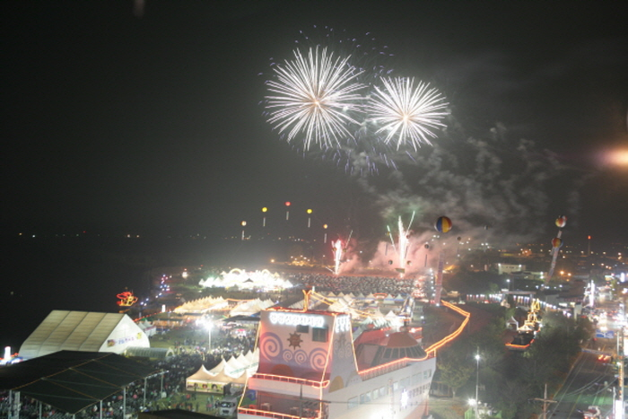 Ganggyeong Salted Seafood Festival(강경젓갈축제)