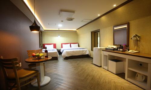 Dubai Motel (두바이 모텔) [한국관광품질인증/Korea Quality]