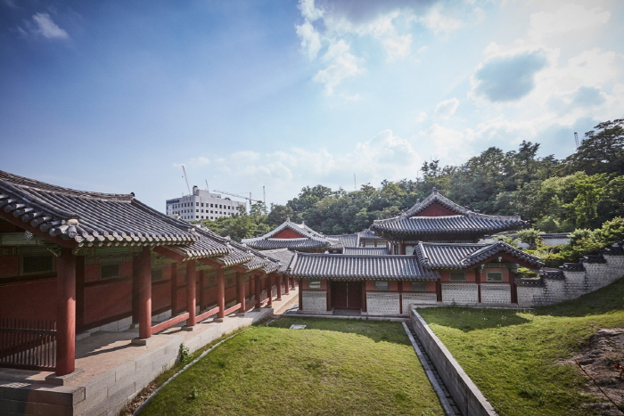 慶熙宮(경희궁)
