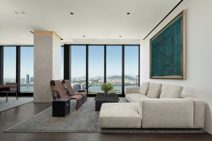 JW 메리어트 서울_Ambassador Penthouse 4