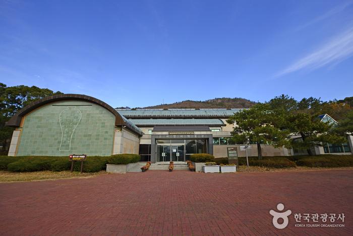 Goryeo Seladon-Museum Gangjin (강진 고려청자박물관)