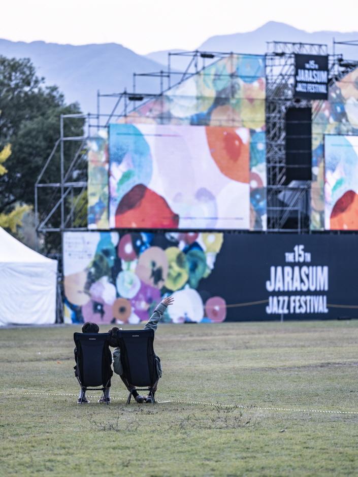 Jarasum International Jazz Festival (자라섬국제재즈페스티벌)