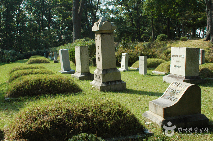 Yangnim-dong Missionary Cemetery (  )