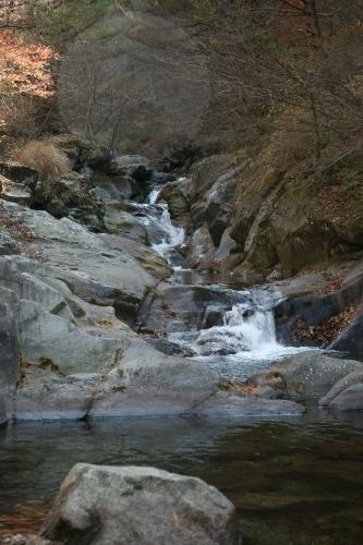 タリアン渓谷(다리안계곡)