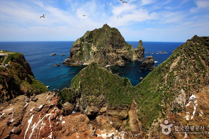 Insel Dokdo (독도)