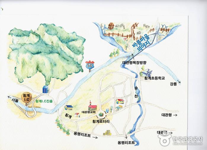 旅游景点区域 :韩国旅游官方网站