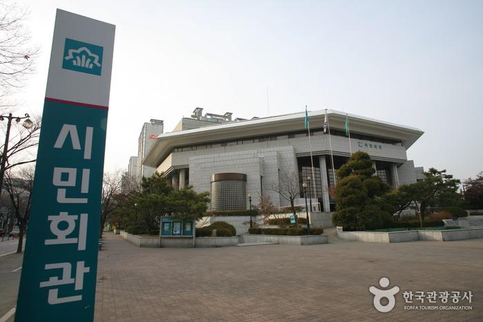 富川市民会馆(부천시민회관)