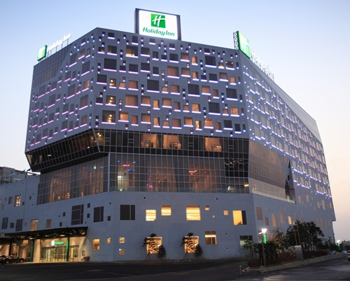 Holiday Inn Gwangju (홀리데이인 광주호텔)
