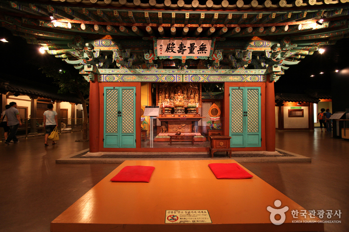 Lotte World Volkskundemuseum (롯데월드 민속박물관)