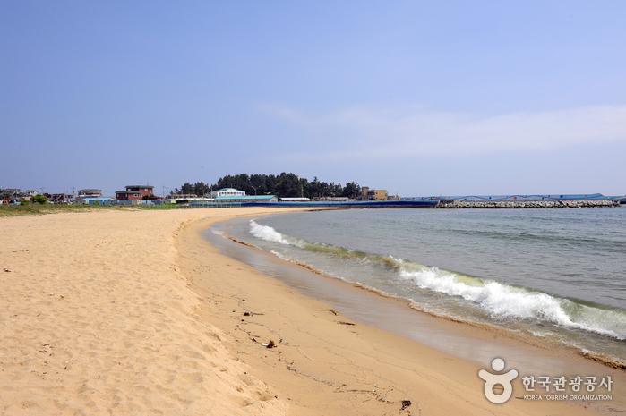 烽燧台海岸(봉수대해변)
