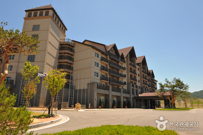 Intercontinental Alpensia Pyeongchang Resort (인터컨티넨탈 알펜시아 평창 리조트)