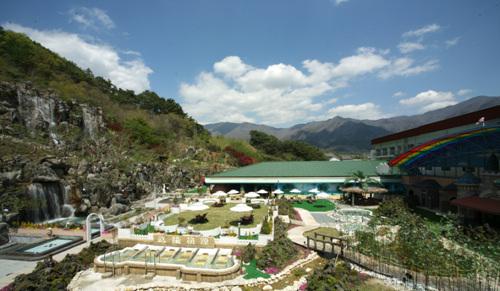 Jirisan Spa Land (지리산온천랜드)