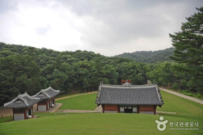 Tumba Real Samneung en Paju (파주 삼릉) [Patrimonio Cultural de la Humanidad de la Unesco]