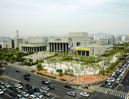 Ulsan Culture Art Center (울산문화예술회관)