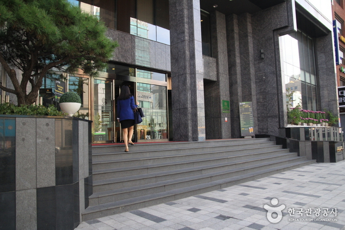 Closed: Hotel Seokyo (호텔 서교)