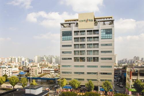 Клиническая больница Нанури (나누리병원)