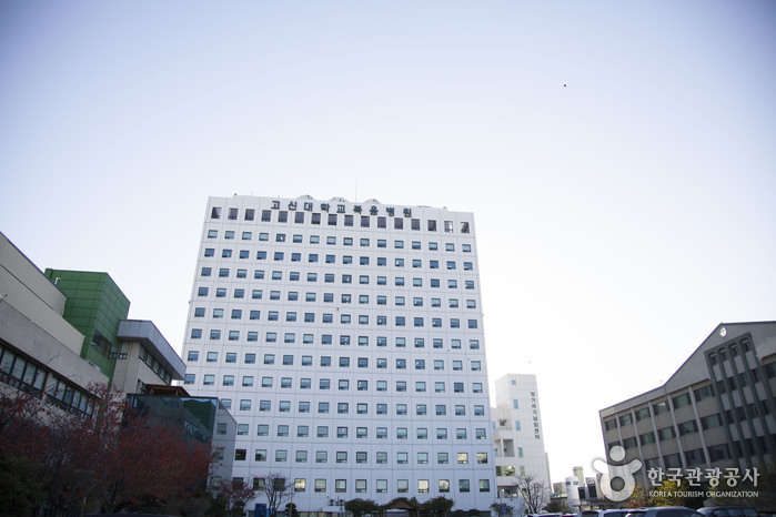 고신대학교복음병원 의학도서관