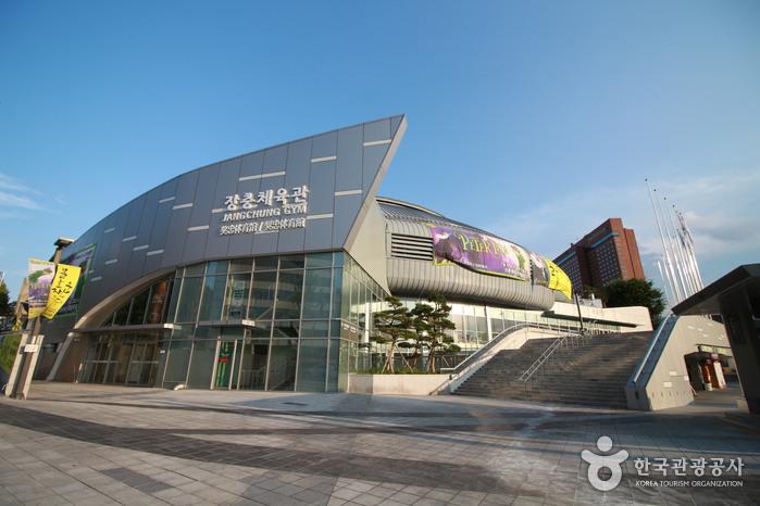Jangchung Gymnasium (장충체육관)