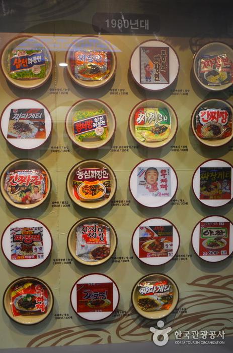 ジャージャー麺博物館(짜장면박물관)
