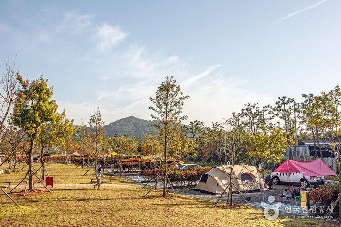 청암산오토캠핑장