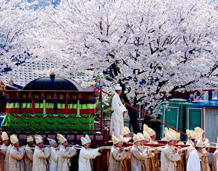 Danjong Kulturfestival (단종문화제)