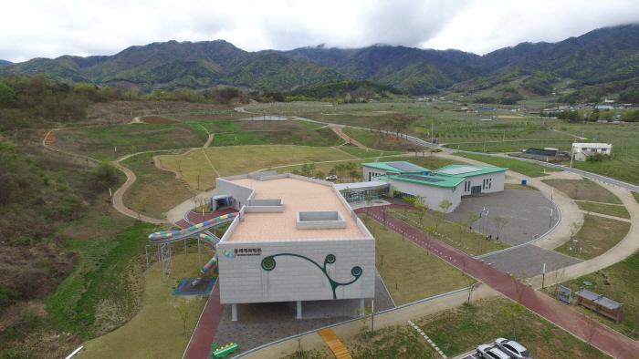栄州 豆世界科学館(영주 콩세계 과학관)