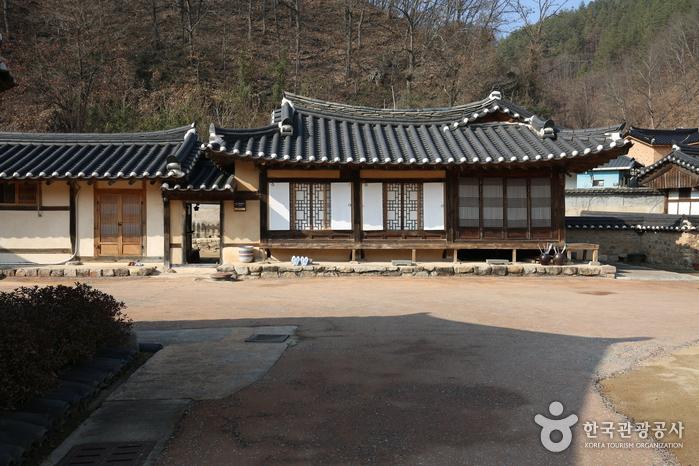 Chalbanggong Head House(찰방공종택)[한국관광품질인증/Korea Quality]