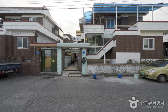 Gangneung Station Guest House (강릉역 게스트하우스)