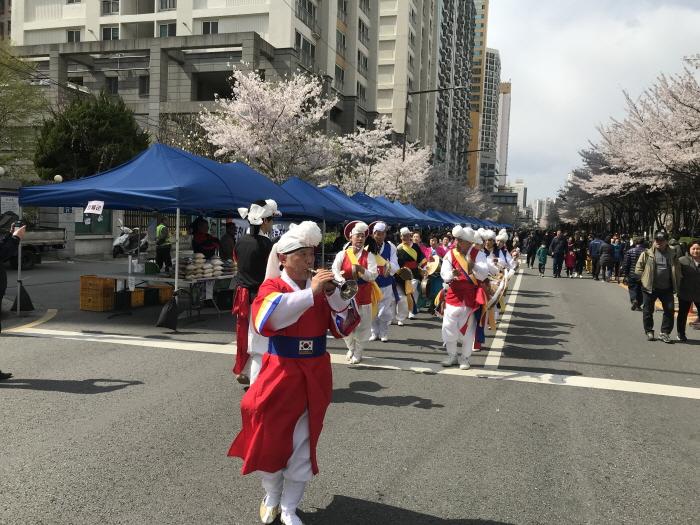 구로거리공원 벚꽃축제 2019