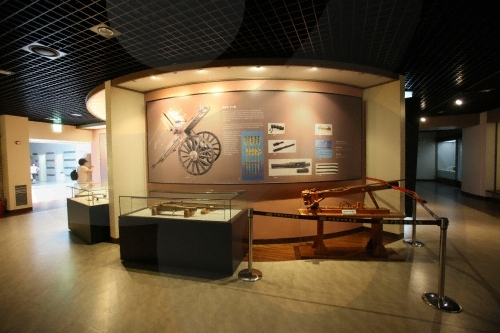 Музей крепости Хвасон в Сувоне (수원화성박물관)28
