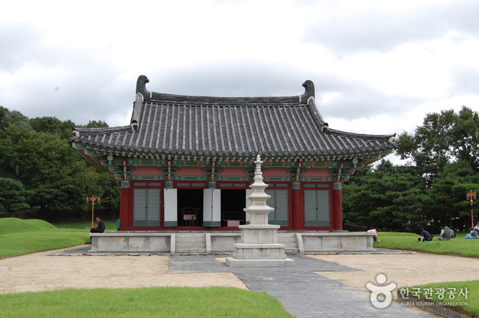 清州古印刷博物馆(兴德寺址)청주 고인쇄박물관(흥덕사지)