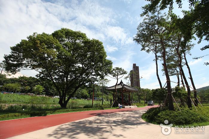 Парк Чанчхундан (장충단공원)4