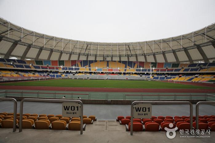 釜山アシアード主競技場(부산 아시아드주경기장)