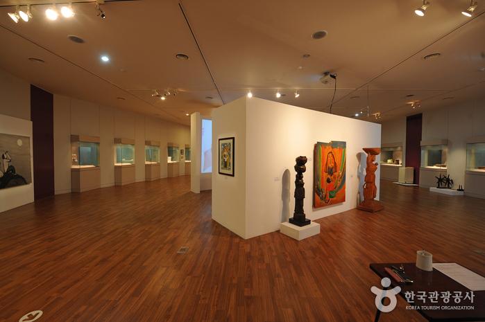 Музей керамики Кёнги (경기도자박물관)18