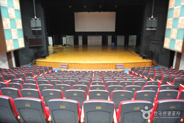 Центр традиционных исполнительских искусств провинции Кёнги-до5