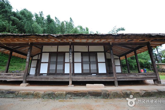 Geburtsort von Yeongnang (강진영랑생가)