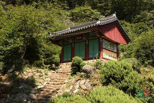 Baengnyeonsa Temple (백련사)