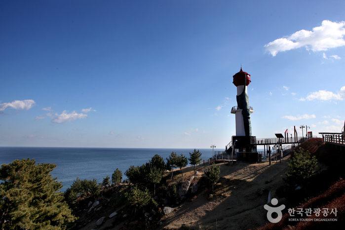 Парк встречи рассвета в Ёндоке (영덕해맞이공원)